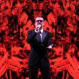 George Michael en concert au Ziggo Dome à Amsterdam, le 14 septembre 2012.1