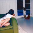 Kim Kardashian a ajouté des photos d'elle en famille, avec son mari Kanye West et leurs enfants North et Saint West, sur sa page Instagram le 11 janvier 2017