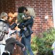 Seal, Heidi Klum et les enfants : moment complice en famille