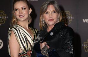 Billie Lourd : Son hommage touchant à sa mère décédée, Carrie Fisher