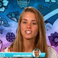 "Alice en salle d'interview - ""The Game of Love"", vendredi 13 janvier 2017, NRJ12"