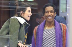 Kendall Jenner : Séance shopping et sourires complices avec A$AP Rocky