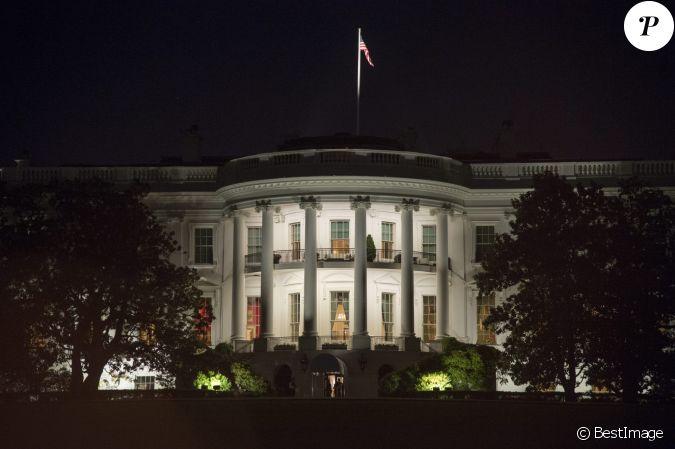 D ner la maison blanche lors du sommet des chefs d 39 etat - La maison france cinq ...