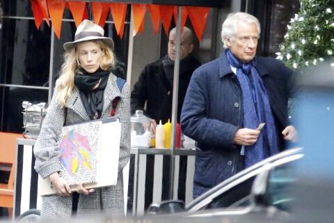 Dominique de Villepin : Un moment père-fille à New York avec Marie