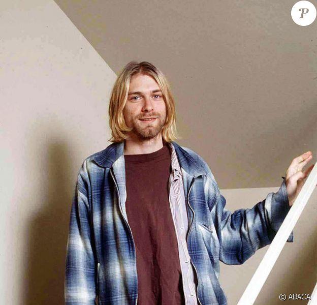 Kurt Cobain mis aux enchères... ou plutôt sa guitare !