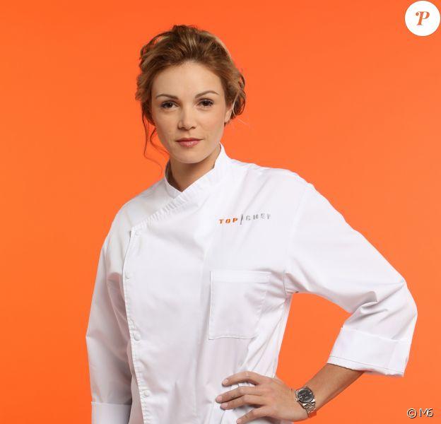 """Marion Lefebvre (28 ans) - Candidat de """"Top Chef 2017"""" sur M6."""
