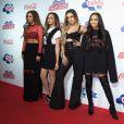 """Jesy Nelson, Jade Thirwall Perrie Edwards et Leigh-Ann Pinnock du groupe Little Mix à la Soirée """"Capital FM Jingle Bell Ball au 02 Arena à London, Royaume Uni, le 3 décembre 2016."""