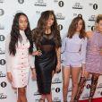 "Leigh Anne Pinnock, Jesy Nelson, Jade Thirlwall, Perrie Edwards (Little Mix) lors de la Soirée ""BBC Radio 1's Teen Awards"" à Londres. Le 23 octobre 2016"