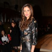 Fashion Week : Malika Ménard et Marilou Berry, beautés attentives chez Tony Ward