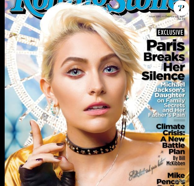 Retrouvez l'intégralité de l'interview de Paris Jackson dans le magazine Rolling Stones, en kiosques au mois de janvier 2017