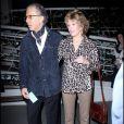 Richard Perry et Jane Fonda à Los Angeles le 22 octobre 2010