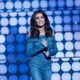 """Jenifer - Enregistrement de l'émission """"Cette Soirée Là, la suite"""" au Zénith de Paris le 8 et 9 janvier 2017"""