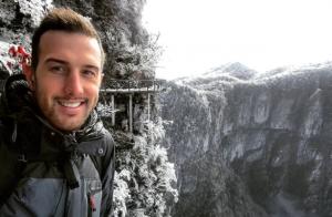 Graham Dickinson : Le Canadien se tue en Chine, énième victime du wingsuit
