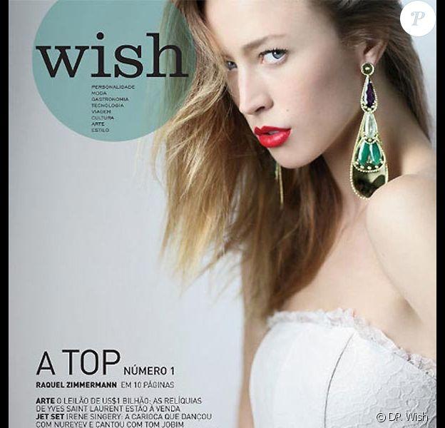 Raquel Zimmerman pour Wish