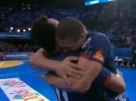 Handball - La France championne du monde : Les Bleus explosent de joie !