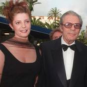 Chiara Mastroianni, jolie fillette avec son papa Marcello, disparu il y a 20 ans