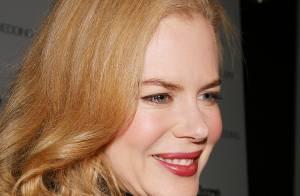 Tapis rouge : Nicole Kidman à New-York