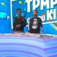 """Cyril Hanouna parle de sa participation au clip Tout ce qu'il faut de Black M - """"TPMP"""", mardi 31 janvier 2017, C8"""
