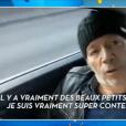 """Le chroniqueur TV Jean-Michel Maire en route pour """"Les Anges 9"""" de NRJ12, le 1 février 2017 dans """"Touche pas à mon poste"""" (C8)."""