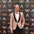 Eduardo Casanova- Photocall lors de la 31ème cérémonie des Goya Awards à l'hôtel Marriott à Madrid, le 4 février 2017.