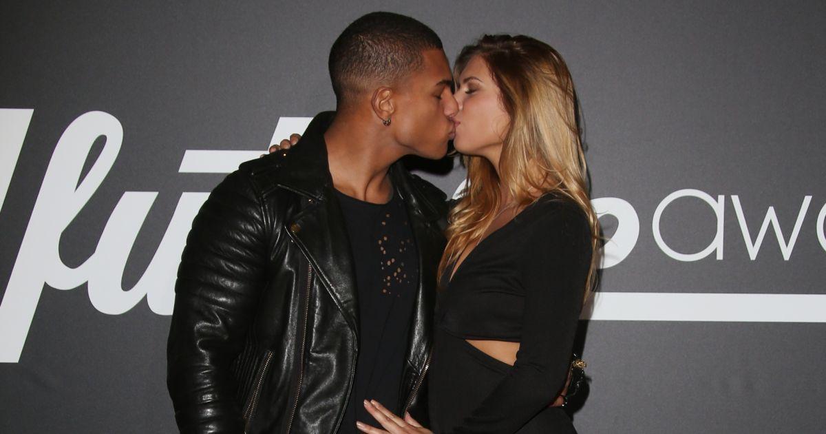Marvin et ma va ss10 baiser hot sur tapis rouge tatiana laurence d nud e - Tatiana silva et son compagnon ...