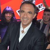 """Nikos Aliagas de retour au musée Grévin pour The Voice, Amir """"magique"""""""