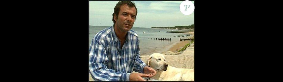 Bernard montiel et son chien faroul - Bernard montiel son compagnon ...