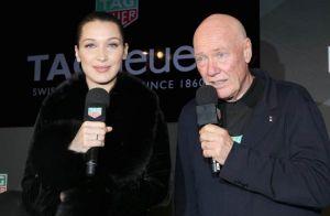 Bella Hadid : Égérie sublime et sportive pour TAG Heuer