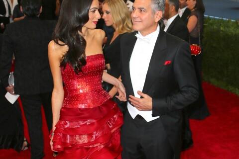 """George Clooney, Amal et les jumeaux : """"Ils nous l'ont dit tout naturellement..."""""""