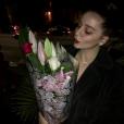 Noé Elmaleh fête la Saint Valentin et sa chérie, le 14 février 2017.