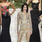 Kendall Jenner : Défiler devant sa famille, un véritable challenge !