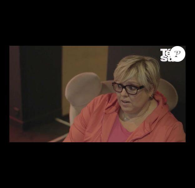 Laurence Boccolini en interview pour téléstar.fr, le 15 février 2017.