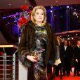 Catherine Deneuve à la première de 'Sage Femme' lors du 67e Festival international du Film Berlinale à Berlin en Allemagne, le 14 février 2017