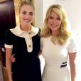 Kate Upton et Christie Brinkley sont les stars du magazine Sports Illustrated Swimsuit daté du mois de mars 2017