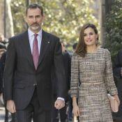 Letizia et Felipe d'Espagne: Radieux au moment où leur beau-frère était condamné