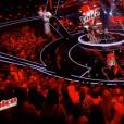 """""""The Voice 6"""", le 18 février 2017 sur TF1."""