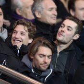 Nicolas Sarkozy : Ses trois fils réunis pour une soirée sans éclat avec le PSG