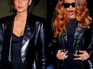 Rihanna copie conforme de Cindy Crawford : birthday girls assorties 20 ans après