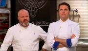 "Jean-François Bury taquine Philippe Etchebest, ""Top Chef 2017"", mercredi 22 février, M6"