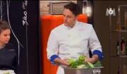 """Jean-François Bury dirige Philippe Etchebest, """"Top Chef 2017"""", mercredi 22 février, M6"""