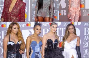 Nicole Scherzinger, Naomi Campbell, Little Mix... Défilé de bombes aux BRIT Awards
