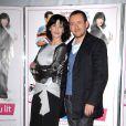 Sophie Marceau et Dany Boon à la première du film  De l'autre côté du lit  au cinéma UGC Bercy. 06/01/09