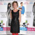 Juliette Arnaud à la première du film  De l'autre côté du lit  au cinéma UGC Bercy. 06/01/09