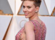 Scarlett Johansson : Seins, tatouage, robe... Son look ne laisse pas indifférent