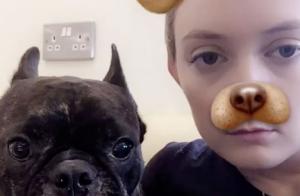 Billie Lourd fête le 5e anniversaire de son