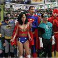 The Big Bang Theory : Jim Parsons, Johnny Galecki, Kaley Cuoco, Kunal Nayyar, Simon Helberg.