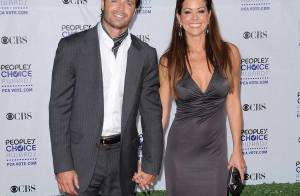 David Charvet et son amoureuse Brooke Burke... le couple le plus glamour des People's choice awards !