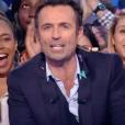 """Les adieux de Victor Robert dans """"Le Grand journal"""" de Canal+. Le 3 mars 2017."""