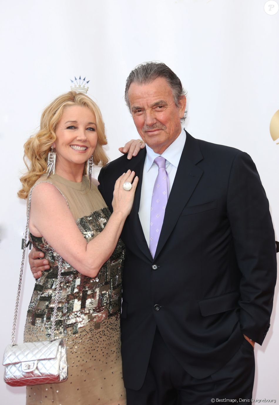 Eric braeden and melody thomas scott