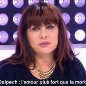 """Geneviève Delpech tacle les médecins de Michel : """"C'était d'une violence inouïe"""""""